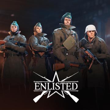 Enlisted – Комплект Основателя Битва за Москву Отряд MP 41